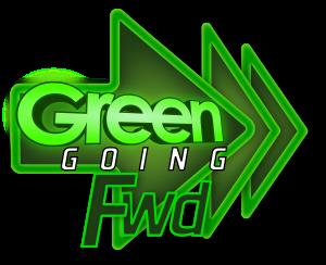 Green GOING  Fwd Logo